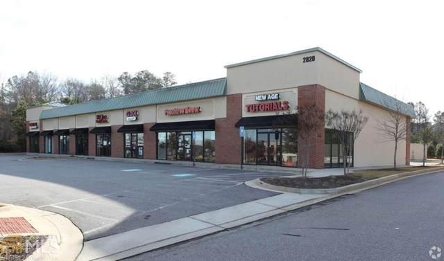 2820 Peachtree Industrial Blvd K-102, Duluth, GA 30097 (MLS #8873931) :: Keller Williams