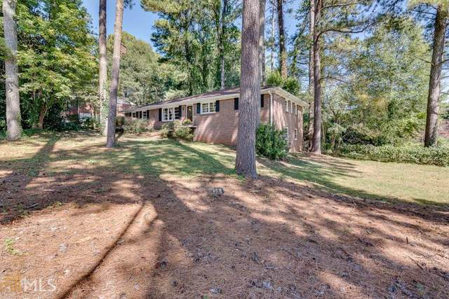 2852 Concord Dr, Decatur, GA 30033 (MLS #8874223) :: Military Realty
