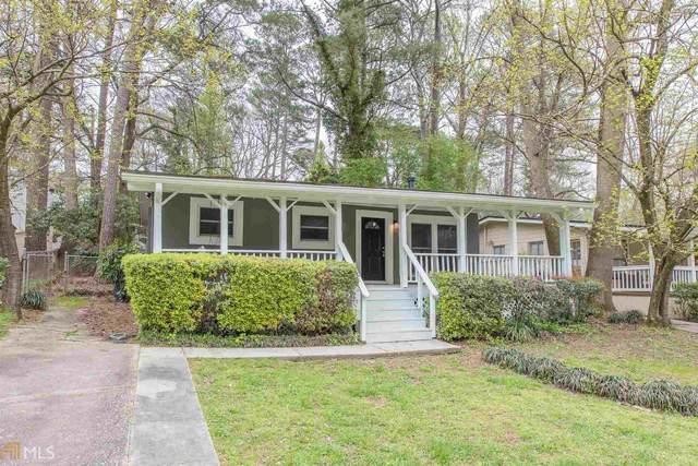 2059 Lenox Rd, Atlanta, GA 30324 (MLS #8874271) :: Amy & Company | Southside Realtors