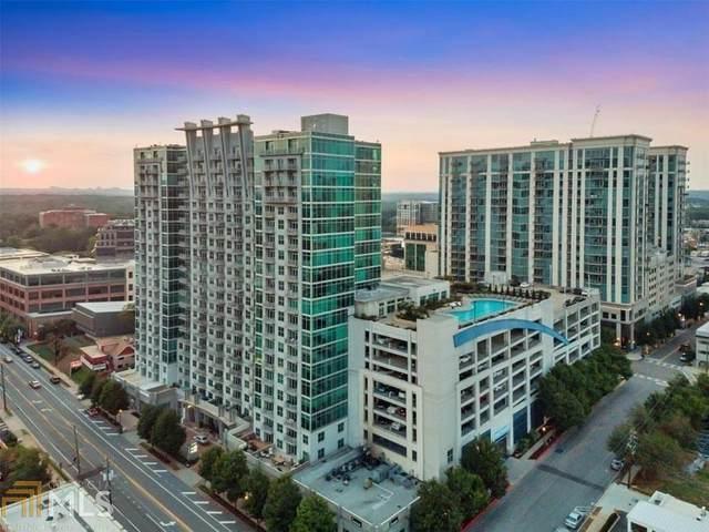 250 Pharr Rd #2111, Atlanta, GA 30305 (MLS #8874278) :: AF Realty Group