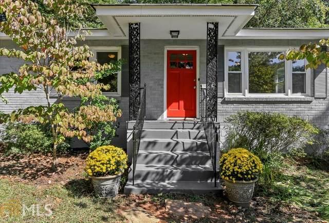 1663 Bridgeport Dr, Atlanta, GA 30329 (MLS #8874329) :: Keller Williams