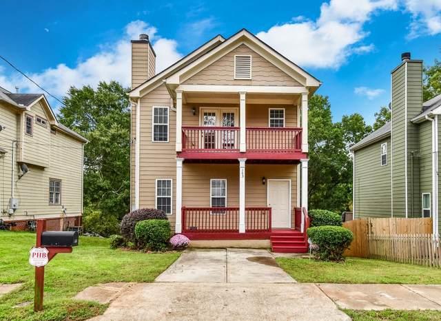 143 South Ave, Atlanta, GA 30315 (MLS #8874341) :: Crown Realty Group