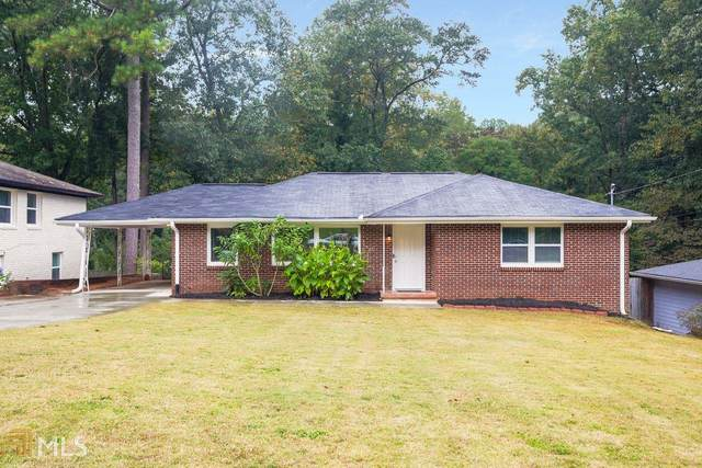 2295 Cloverdale Dr, Atlanta, GA 30316 (MLS #8874433) :: Keller Williams