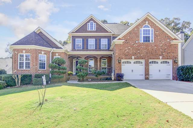 96 Greenview Dr, Newnan, GA 30265 (MLS #8874481) :: Keller Williams Realty Atlanta Partners