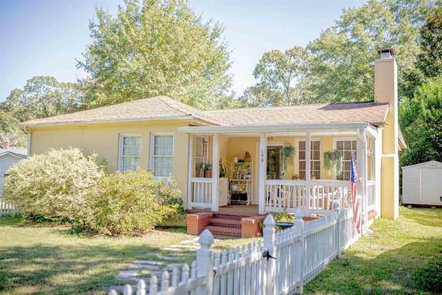 199 Lake Forest Cir, Elberton, GA 30635 (MLS #8874585) :: Crown Realty Group