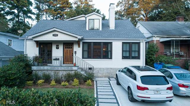 1755 NE Monroe Dr, Atlanta, GA 30324 (MLS #8874598) :: Keller Williams Realty Atlanta Classic