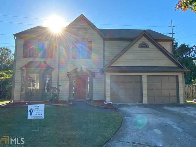 915 Laurel Cove Dr, Snellville, GA 30078 (MLS #8874801) :: Keller Williams Realty Atlanta Partners