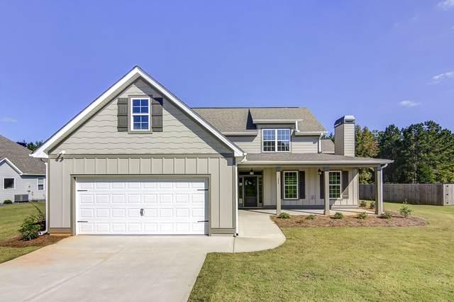 255 Kenwood Trl, Senoia, GA 30276 (MLS #8874864) :: Keller Williams Realty Atlanta Partners