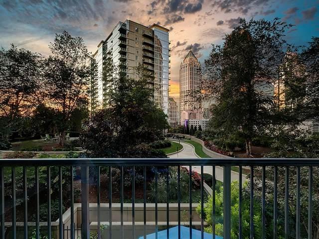1080 Peachtree St #915, Atlanta, GA 30309 (MLS #8874944) :: AF Realty Group