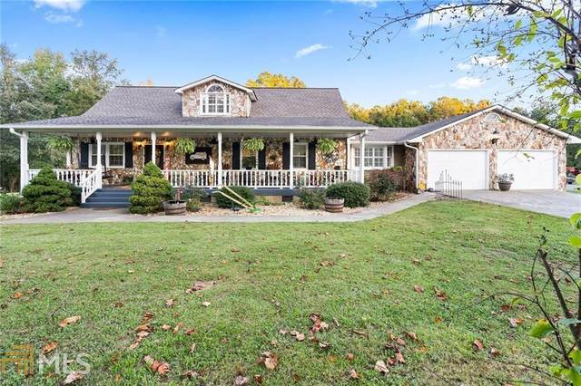 118 Kirk Rd, White, GA 30184 (MLS #8874960) :: The Realty Queen & Team