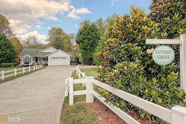 1795 Tusquittee Creek Rd, Hayesville, NC 28904 (MLS #8874991) :: AF Realty Group
