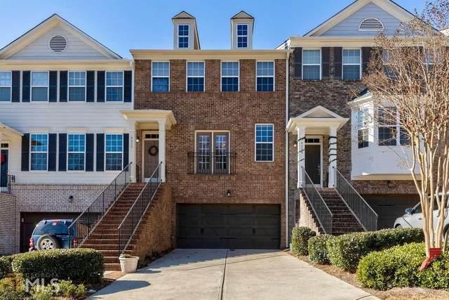 4212 Laurel Creek Ct #6, Smyrna, GA 30080 (MLS #8875016) :: Crown Realty Group