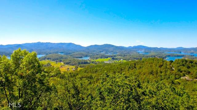 0 Broken Arrow Trl Lt51b, Hayesville, NC 28904 (MLS #8875062) :: AF Realty Group
