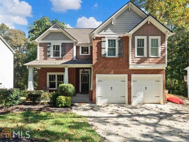 3816 Clubhouse Dr, Gainesville, GA 30501 (MLS #8875074) :: Crown Realty Group