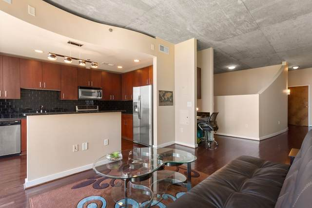 361 17Th St #1417, Atlanta, GA 30363 (MLS #8875079) :: Regent Realty Company