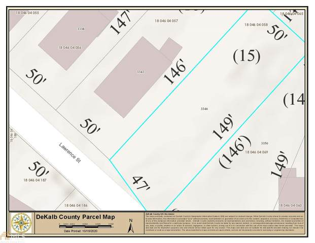 3346 Lawrence St, Scottdale, GA 30079 (MLS #8875268) :: Keller Williams Realty Atlanta Partners