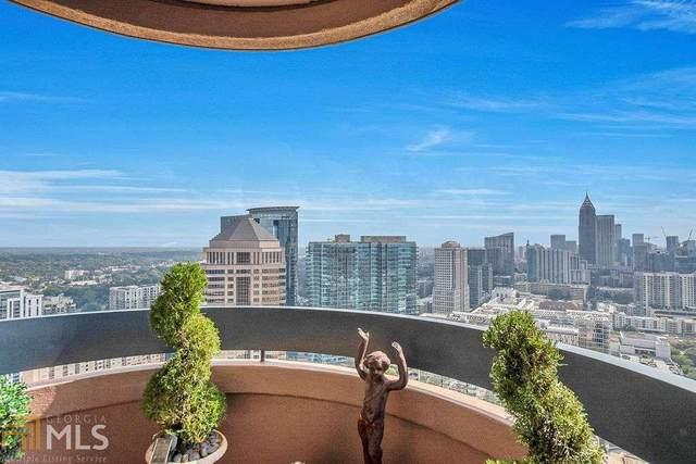 75 14Th St #3930, Atlanta, GA 30309 (MLS #8875331) :: Anderson & Associates