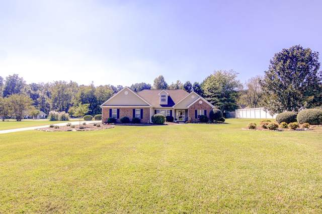 115 Clay Ct, Tyrone, GA 30290 (MLS #8875395) :: AF Realty Group