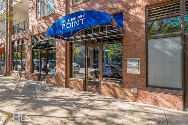 333 Nelson St #206, Atlanta, GA 30313 (MLS #8875431) :: Team Cozart