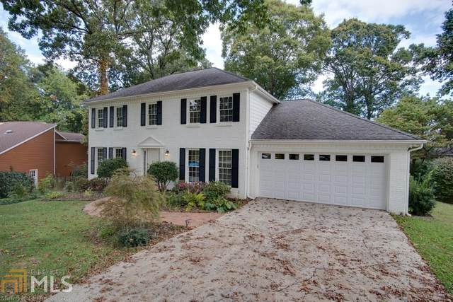 230 Zephyr Ct, Sandy Springs, GA 30350 (MLS #8875489) :: Crown Realty Group