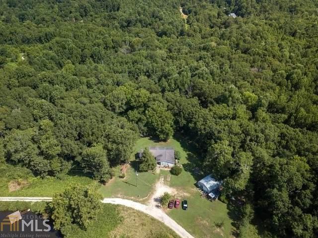 590 Cedar Rock Rd, Hoschton, GA 30548 (MLS #8875728) :: AF Realty Group