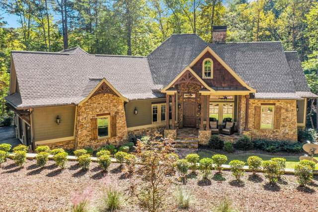176 Bear Creek Pt, Big Canoe, GA 30143 (MLS #8875746) :: Crown Realty Group