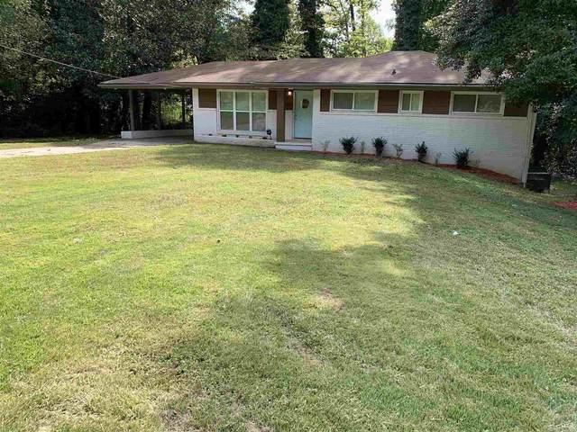 2933 Laguna, Decatur, GA 30032 (MLS #8875747) :: Keller Williams Realty Atlanta Partners