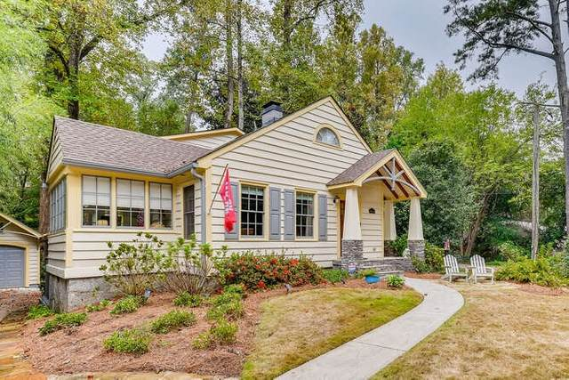 1170 Rosedale, Atlanta, GA 30306 (MLS #8875773) :: Bonds Realty Group Keller Williams Realty - Atlanta Partners
