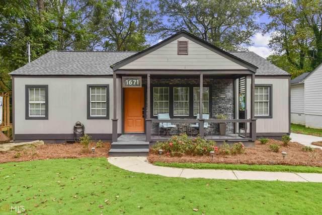 1671 North Ave, Atlanta, GA 30318 (MLS #8875850) :: Crown Realty Group