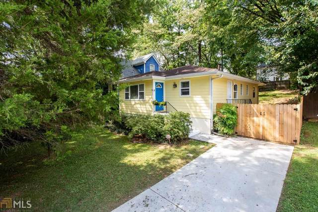 960 Hall Pl, Atlanta, GA 30318 (MLS #8875867) :: Team Cozart