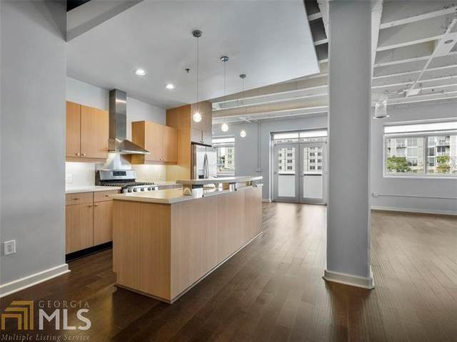 805 Peachtree St #406, Atlanta, GA 30308 (MLS #8875927) :: AF Realty Group