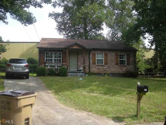 8570 Kennesaw Ct, Jonesboro, GA 30238 (MLS #8875929) :: Crown Realty Group