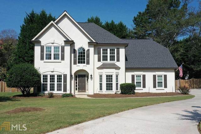3220 Brierfield Rd, Alpharetta, GA 30004 (MLS #8876053) :: RE/MAX One Stop