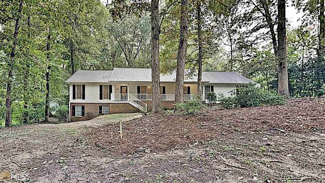 4820 W Lake Dr, Conyers, GA 30094 (MLS #8876058) :: Crown Realty Group