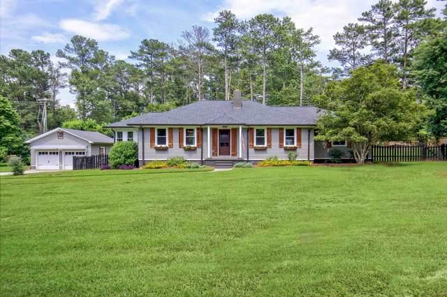 1496 Welcome Rd, Newnan, GA 30263 (MLS #8876124) :: Scott Fine Homes at Keller Williams First Atlanta