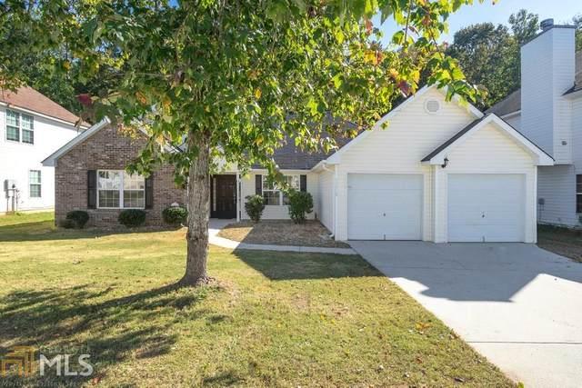 11718 Registry Blvd, Hampton, GA 30228 (MLS #8876138) :: Crown Realty Group