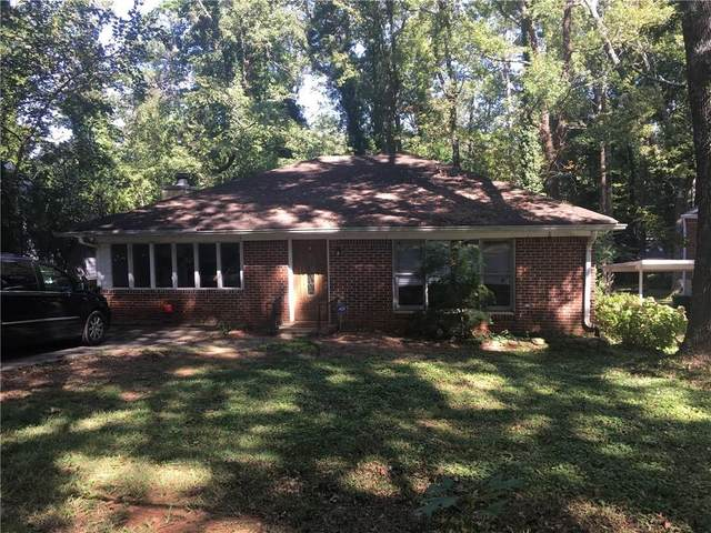 2576 Creekwood Ter, Decatur, GA 30030 (MLS #8876181) :: Scott Fine Homes at Keller Williams First Atlanta