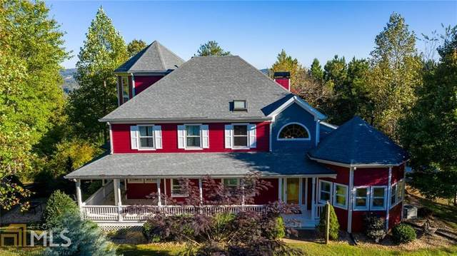 980 Cowart Mountain Trl, Waleska, GA 30183 (MLS #8876191) :: Scott Fine Homes at Keller Williams First Atlanta