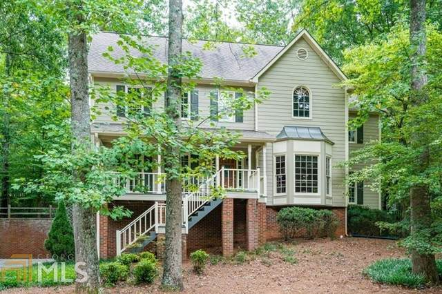 354 Battle Woods Trl, Marietta, GA 30064 (MLS #8876242) :: Scott Fine Homes at Keller Williams First Atlanta