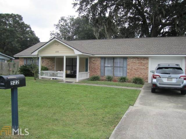 522 Gum St, Kingsland, GA 31548 (MLS #8876269) :: Keller Williams Realty Atlanta Classic