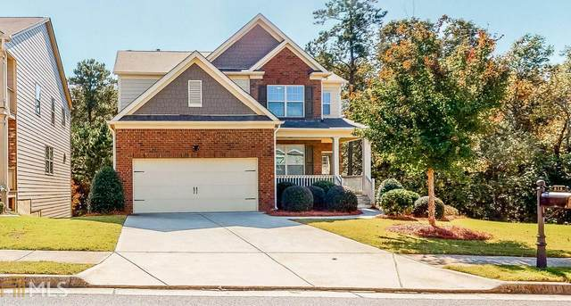818 Harrison Drive, Acworth, GA 30102 (MLS #8876275) :: Scott Fine Homes at Keller Williams First Atlanta