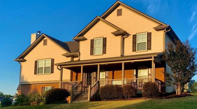 170 Hardwood Ridge Dr, Adairsville, GA 30103 (MLS #8876285) :: The Realty Queen & Team