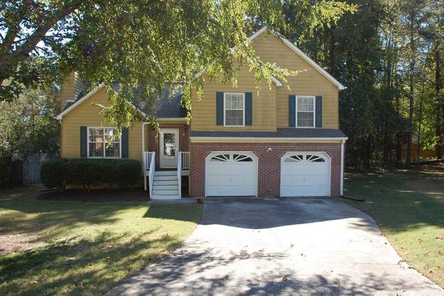 5015 Ceylon Drive, Austell, GA 30106 (MLS #8876286) :: Scott Fine Homes at Keller Williams First Atlanta