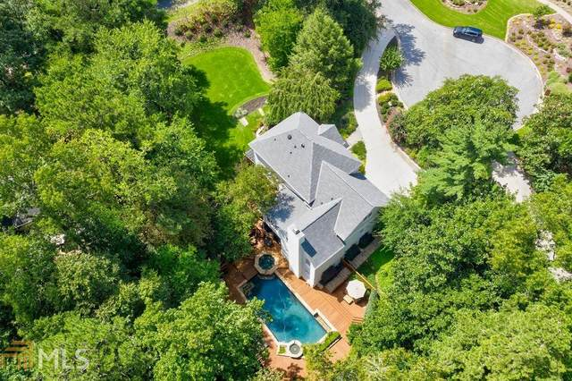 2890 Springview Ct, Atlanta, GA 30339 (MLS #8876293) :: Scott Fine Homes at Keller Williams First Atlanta