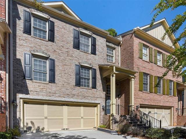 3014 Gaston Circle Se #2, Marietta, GA 30067 (MLS #8876301) :: Scott Fine Homes at Keller Williams First Atlanta