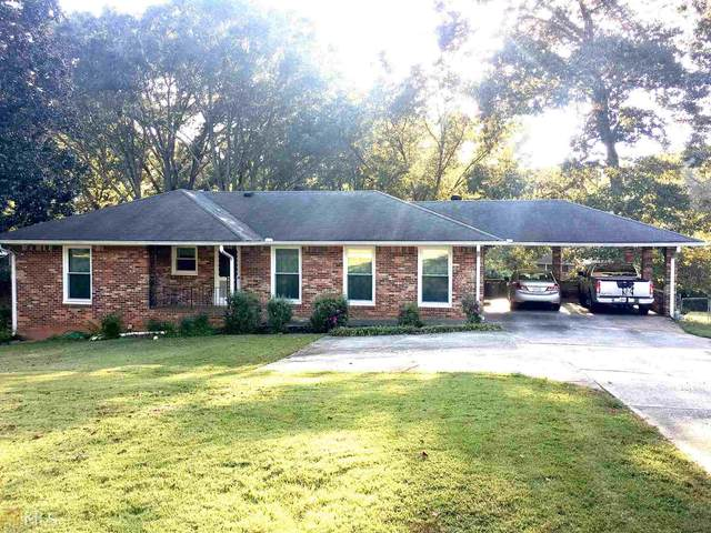 6473 Pleasant Valley, Morrow, GA 30260 (MLS #8876308) :: Keller Williams Realty Atlanta Partners