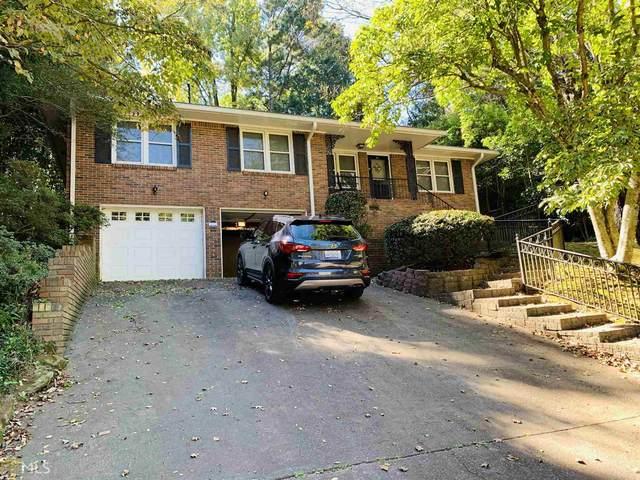 1116 Arlington Parkway, Atlanta, GA 30324 (MLS #8876313) :: AF Realty Group