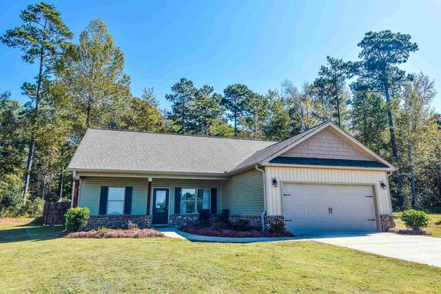 527 Knollwood, Griffin, GA 30224 (MLS #8876361) :: Crown Realty Group