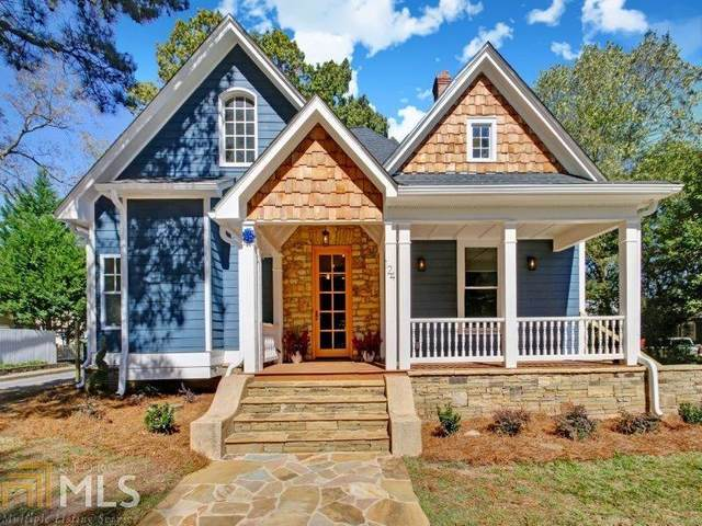 124 E Broad St, Newnan, GA 30263 (MLS #8876420) :: Keller Williams Realty Atlanta Partners