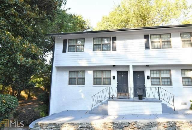 1689 Briarcliff Rd #1, Atlanta, GA 30306 (MLS #8876551) :: Rettro Group